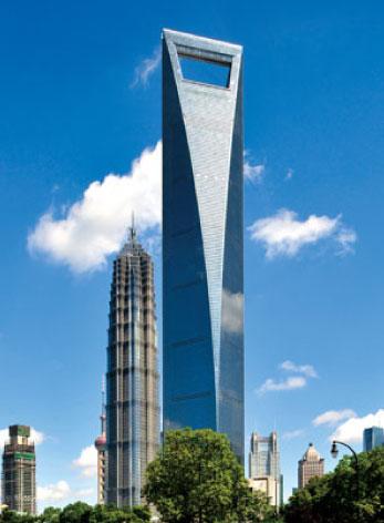 中国 上海ワールドファイナンシャルセンター セラタイカ2号