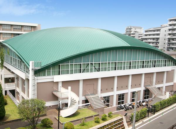 亜細亜大学体育館