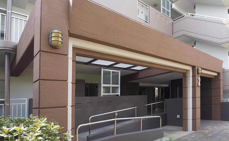 神奈川県横浜市・集合住宅